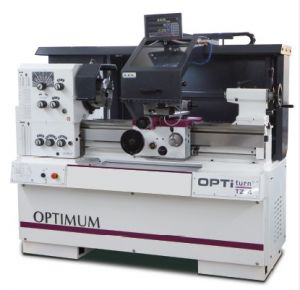 OPTIturn Drehmaschine TZ 4, 400 V