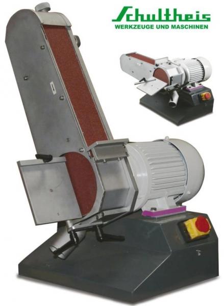 werkzeuge maschinen band und tellerschleifmschine dbs 75. Black Bedroom Furniture Sets. Home Design Ideas